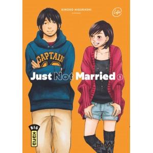 JUST NOT MARRIED 01 - VERSION FRANÇAISE - KANA (2020)