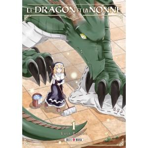 LE DRAGON ET LA NONNE - YUYA TAKANO - SOLEIL-MANGA (2020)