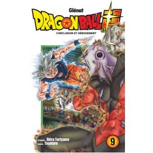 DRAGON BALL SUPER T09 - GLÉNAT (2019)