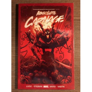 ABSOLUTE CARNAGE TP - MARVEL (2019)