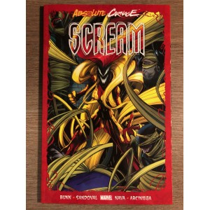 ABSOLUTE CARNAGE SCREAM TP - MARVEL (2019)