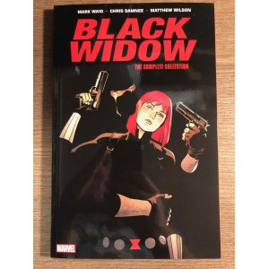BLACK WIDOW BY WAID AND SAMNEE COMPLETE COLLECTION TP - MARVEL (2019)