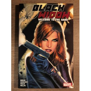 BLACK WIDOW WELCOME TO THE GAME TP - MARVEL (2019)