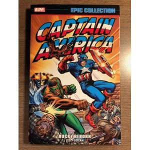 CAPTAIN AMERICA EPIC COLLECTION TP VOL. 03 - BUCKY REBORN - MARVEL (2017)