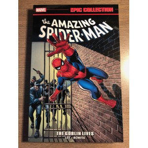AMAZING SPIDER-MAN EPIC COLLECTION TP VOL. 04 - THE GOBLIN LIVES - MARVEL (2019)
