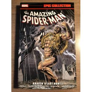 AMAZING SPIDER-MAN EPIC COLLECTION TP VOL. 17 - KRAVEN'S LAST HUNT - MARVEL (2018)