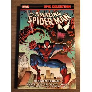 AMAZING SPIDER-MAN EPIC COLLECTION TP VOL. 25 - MAXIMUM CARNAGE - MARVEL (2019)