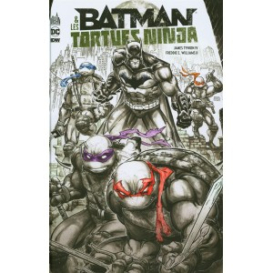 BATMAN ET LES TORTUES NINJA - URBAN COMICS (2020)