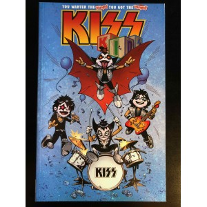 KISS KIDS TP  - IDW (2014)