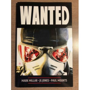 WANTED TP - MARK MILLAR - IMAGE COMICS (2018)