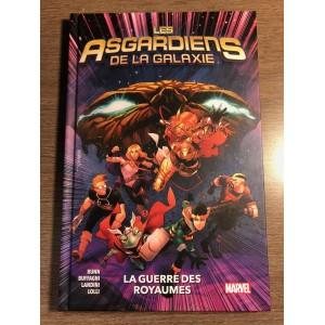 ASGARDIENS DE LA GALAXIE T02 - LA GUERRE DES ROYAUMES - PANINI COMICS (2020)