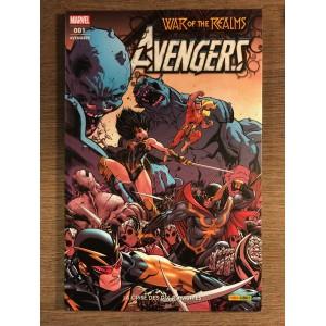 AVENGERS (2020) #01 - SOFTCOVER MENSUEL - PANINI COMICS