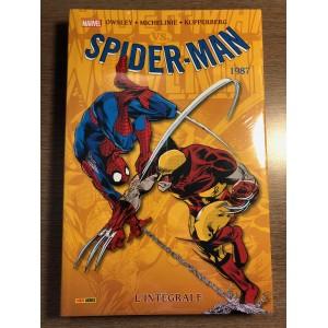 AMAZING SPIDER-MAN - INTÉGRALE 1987 - PANINI COMICS (2020)