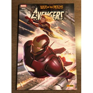 AVENGERS (2020) #03 - SOFTCOVER MENSUEL - PANINI COMICS