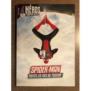 SPIDER-MAN: TOUTES LES VIES DU TISSEUR! - HÉROS #4 - YNNIS ÉDITIONS (2020)
