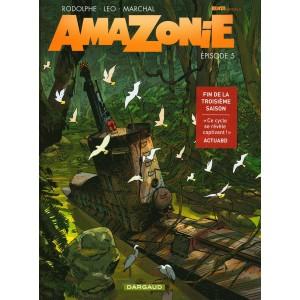 AMAZONIE 05 [KENYA SAISON 3] - DARGAUD (2020)