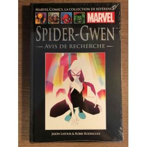 COLLECTION DE RÉFÉRENCE MARVEL TOME 109 - SPIDER-GWEN: AVIS DE RECHERCHE - HACHETTE (2020)