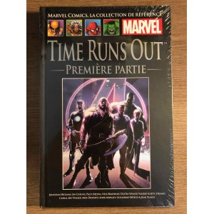 COLLECTION DE RÉFÉRENCE MARVEL TOME 106 - TIMES RUNS OUT 1re PARTIE - HACHETTE (2020)