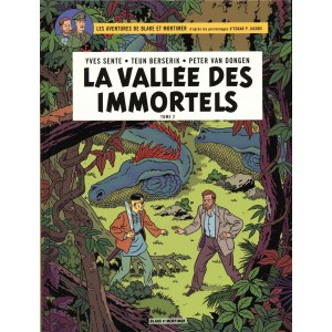 BLAKE ET MORTIMER 26 - LA VALLÉE DES IMMORTELS TOME 2 (2019)