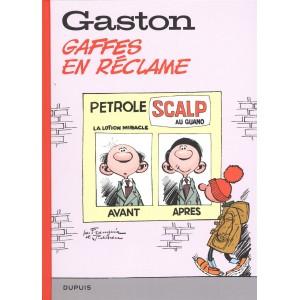 GASTON LAGAFFE HS 07 - GAFFES EN RÉCLAME - DUPUIS (2020)