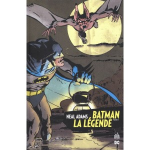 BATMAN LA LÉGENDE NEAL ADAMS TOME 01 - URBAN COMICS (2018)