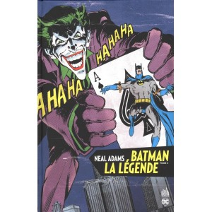BATMAN LA LÉGENDE NEAL ADAMS TOME 02 - URBAN COMICS (2019)
