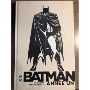 BATMAN ANNÉE UN - FRANK MILLER / DAVID MAZZUCCHELLI - URBAN COMICS (2012)