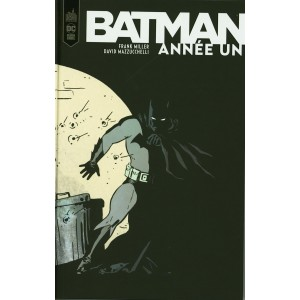 BATMAN ANNÉE UN - ÉDITION 2020 DC BLACK LABEL- URBAN COMICS (2020)
