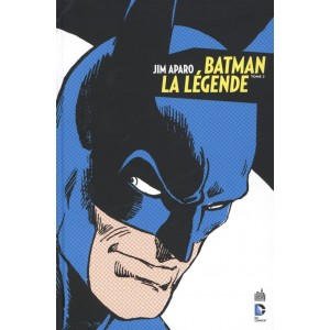 BATMAN LA LÉGENDE JIM APARO TOME 2 - URBAN COMICS (2014)